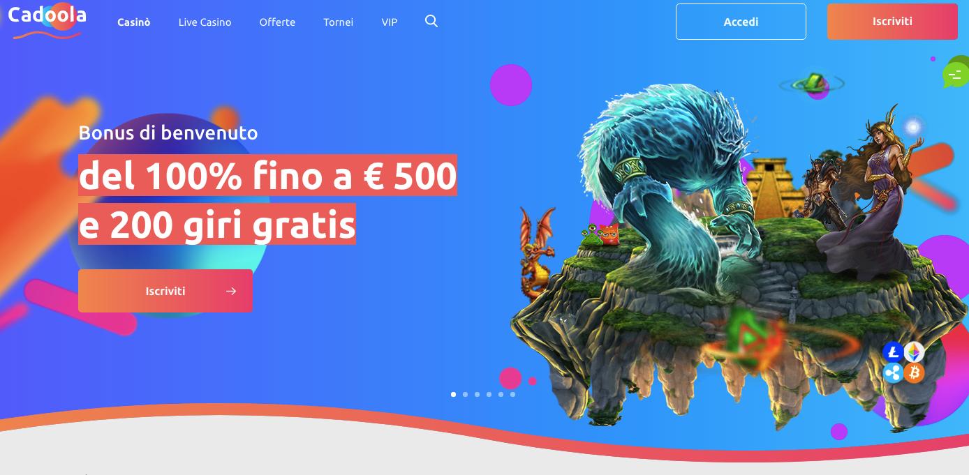CADOOLA Screenshot