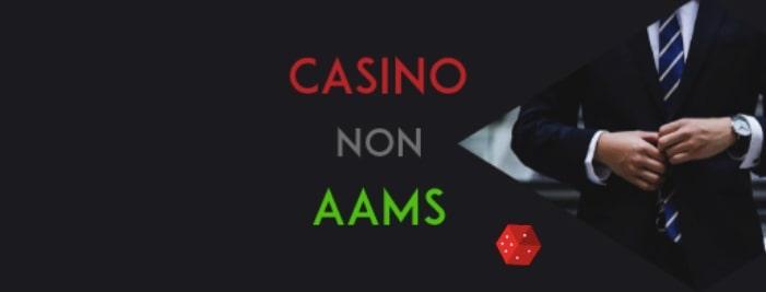 I casino non aams 2021